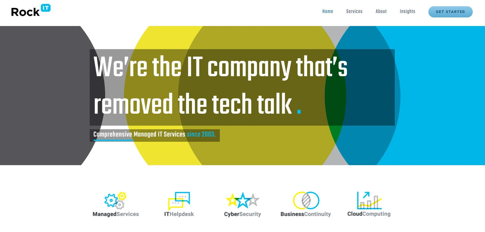 Rock IT Update On Current IT Issues – Information & Advice