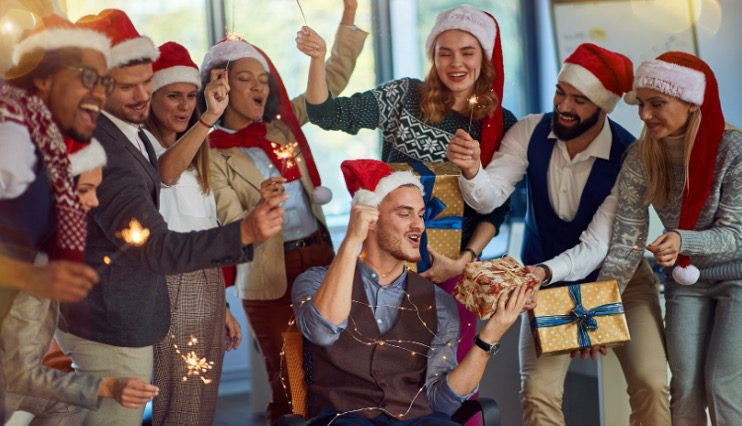 Top Tips For The Work Christmas party