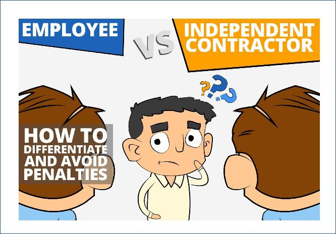 Contractor vs. Employee: What's the Difference?