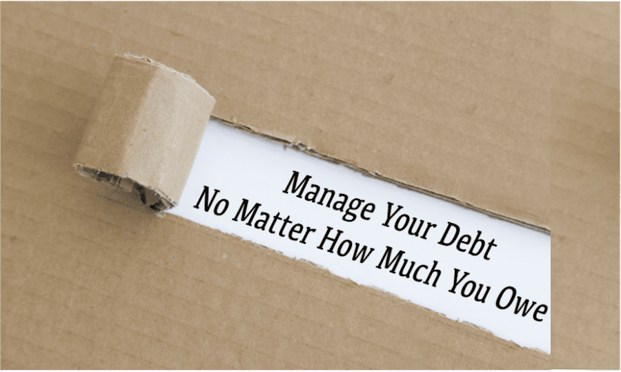 How to manage your debt in 2021