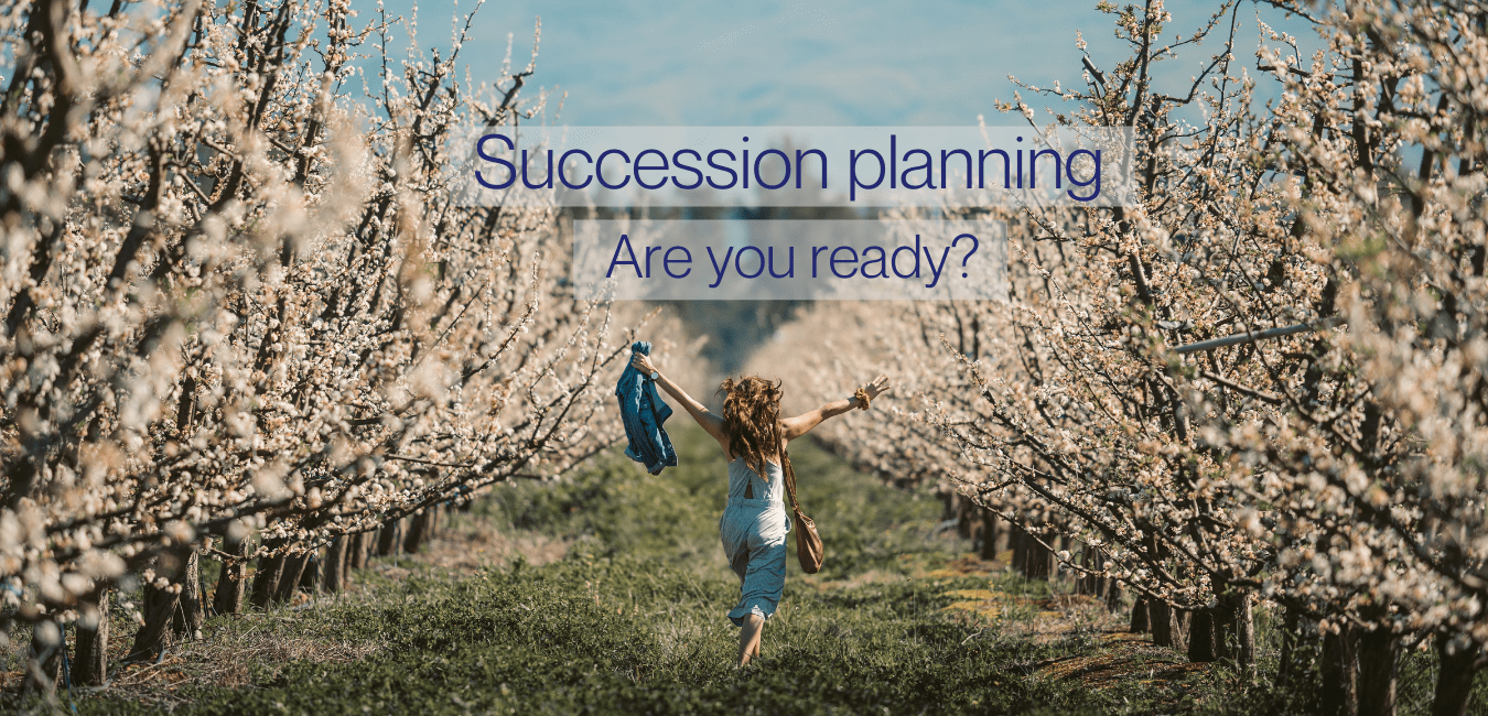 Succession planning: are you ready?